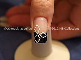 Nail art motif 311
