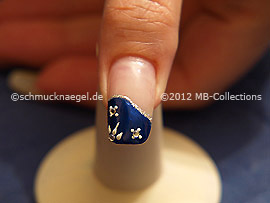 Nail art motif 318