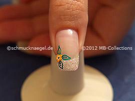 Nail art motif 320