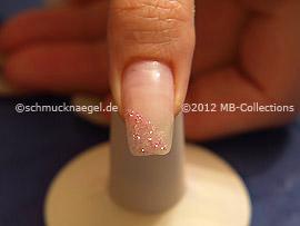 Nail art motif 323