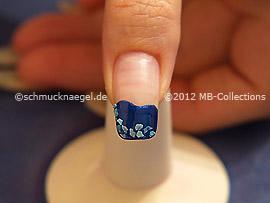 Nail art motif 328