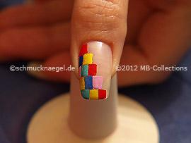 Nail art motif 329