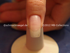 Tip: We recommend to begin with the thumb