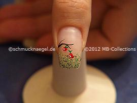 Nail art motif 334