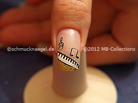 Nail art motif 338