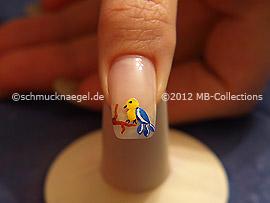 Nail art motif 339