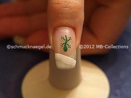 Nail art motif 340