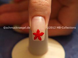 Christmas motif 22 - Nail art motif 343
