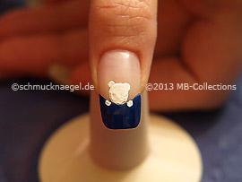 Nail art motif 345