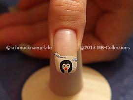 Nail art motif 346