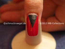 Nail art motif 347
