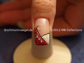 Nail art motif 348