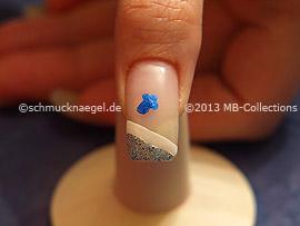 Nail art motif 350