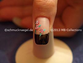 Nail art motif 351