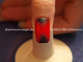 Nail art motif 352