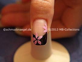 Nail art motif 358