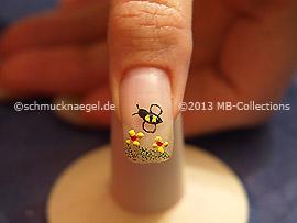 Nail art motif 359