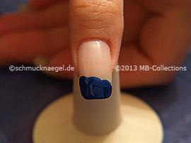 Nail art motif 362