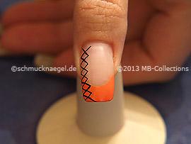 Nail art motif 366