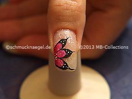Nail art motif 367