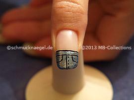 Nail art motif 368
