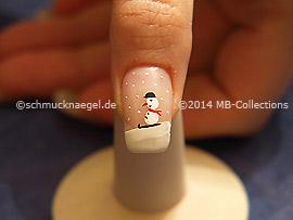 Nail art motif 373
