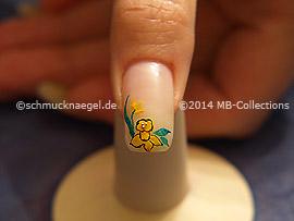 Nail art motif 377