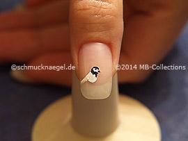 Nail art motif 378