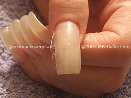 cutter, tweezers and clear adhesive tape