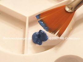 fan brush (Number: 4)