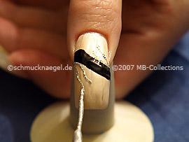 New years eve motif 2 - Nail art motif 096